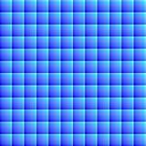 Красивая синь придает квадратную форму геометрической иллюстрации вектора предпосылки Стоковые Изображения