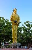 Красивая скульптура, памятники, виски в Таиланде Стоковая Фотография RF