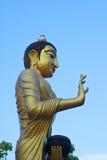 Красивая скульптура, памятники, виски в Таиланде Стоковое фото RF
