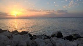 Красивая солнечность Патрас стоковое фото rf