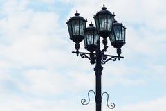 Красивая старая лампа Стоковые Фотографии RF