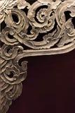 Красивая тайская серебряная картина Стоковые Изображения