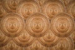 Красивая текстура деревянных колец Стоковые Фото