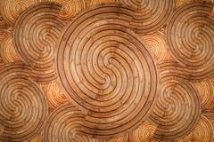 Красивая текстура деревянных колец Стоковое фото RF