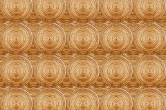 Красивая текстура деревянных колец Стоковое Изображение RF