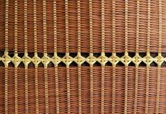 Красивая текстура корзины. Стоковая Фотография RF