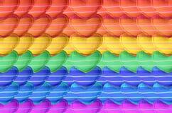 Красивая текстура подушки Стоковые Фотографии RF