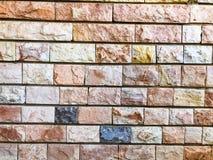 Красивая текстура предпосылки стены загородки Каменный конец-вверх предпосылки стоковые изображения