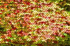 Красивая текстура sequins Стоковое фото RF