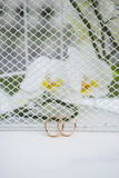 Красивая установка свадьбы Стоковое Изображение RF