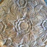 Красивая фотография ландшафта камень carvings восхитительный Деревянный высекать стоковые изображения rf