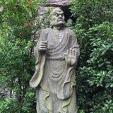 Красивая фотография ландшафта камень carvings восхитительный Деревянный высекать стоковые изображения