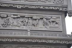 Красивая фотография ландшафта камень carvings восхитительный стоковые изображения rf