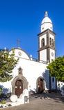 Красивая церковь Сан Gines Стоковое Изображение RF