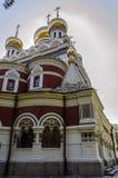 Красивая церковь Стоковые Изображения RF