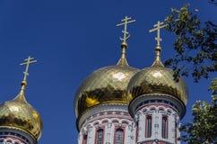 Красивая церковь Стоковые Фотографии RF