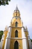 Красивая церковь Buhhism Стоковое Изображение