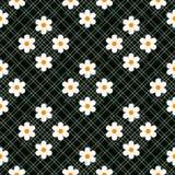 Красивая ditsy флористическая безшовная предпосылка Безшовная текстура вектора для печатей eps 10 моды иллюстрация штока