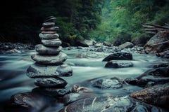 Красивая unspoiled природа Стоковое Фото