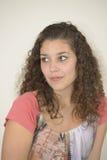 красивейшая латынь девушки стоковое изображение rf