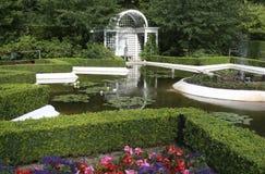 красивейшая великобританская итальянка сада Канады columbia Стоковые Изображения
