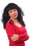 красивейшая восточная женщина Стоковое Изображение