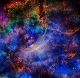 красивейшая галактика Элементы этого изображения поставленные NASA стоковые изображения