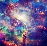 красивейшая галактика Элементы этого изображения поставленные NASA стоковые фотографии rf