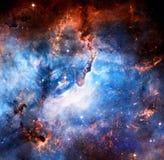 красивейшая галактика Элементы этого изображения поставленные NASA стоковое фото