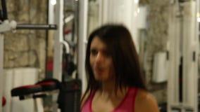 красивейшая гимнастика девушки видеоматериал