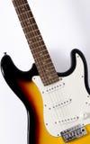 Красивейшая гитара Стоковые Изображения