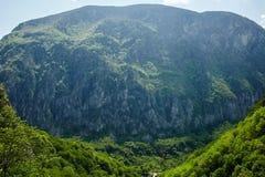 красивейшая гора ландшафта Стоковая Фотография