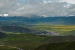 Красивейшая гора Стоковое Изображение