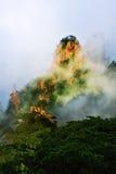красивейшая гора Стоковые Фотографии RF