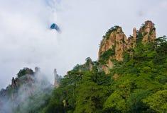 красивейшая гора Стоковые Изображения