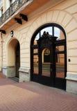 красивейшая дверь Стоковые Изображения