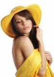 красивейшая девушка бикини сексуальная Стоковое Фото