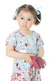 красивейшая девушка малая Стоковое Фото