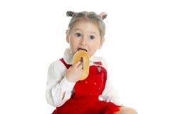 красивейшая девушка малая Стоковые Изображения RF