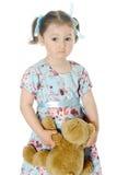 красивейшая девушка малая Стоковая Фотография