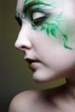 красивейшая девушка эльфа Стоковое фото RF