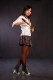 красивейшая девушка япония стоковое изображение