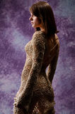 красивейшая девушка Стоковое фото RF