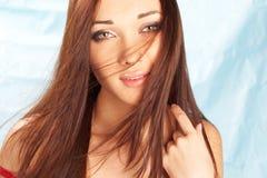 красивейшая девушка Стоковое Изображение