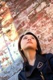 красивейшая девушка oriental Стоковое Фото