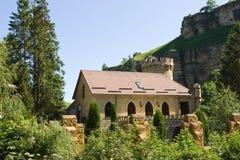 красивейшая дом старая Стоковые Фотографии RF