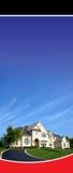 красивейшая дом Стоковая Фотография