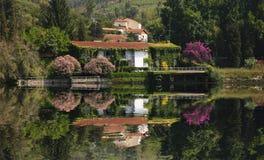 красивейшая дом стоковое фото
