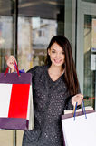 Ходить по магазинам стоковое фото rf