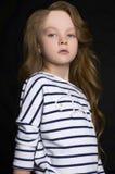 красивейшая девушка меньший портрет Стоковые Фотографии RF